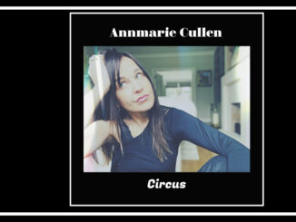 Annmarie Cullen single artwork for CIRCUS