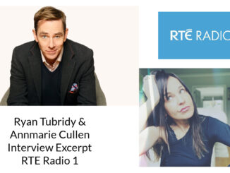 collage of annmarie cullen and ryan tubridy from rte
